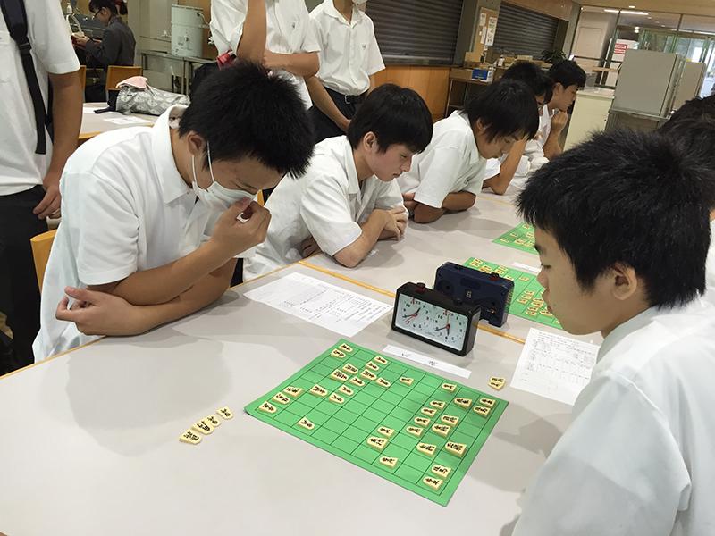 囲碁将棋同好会2017