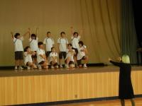 吉本ダンサー来校 ダンス特別授業