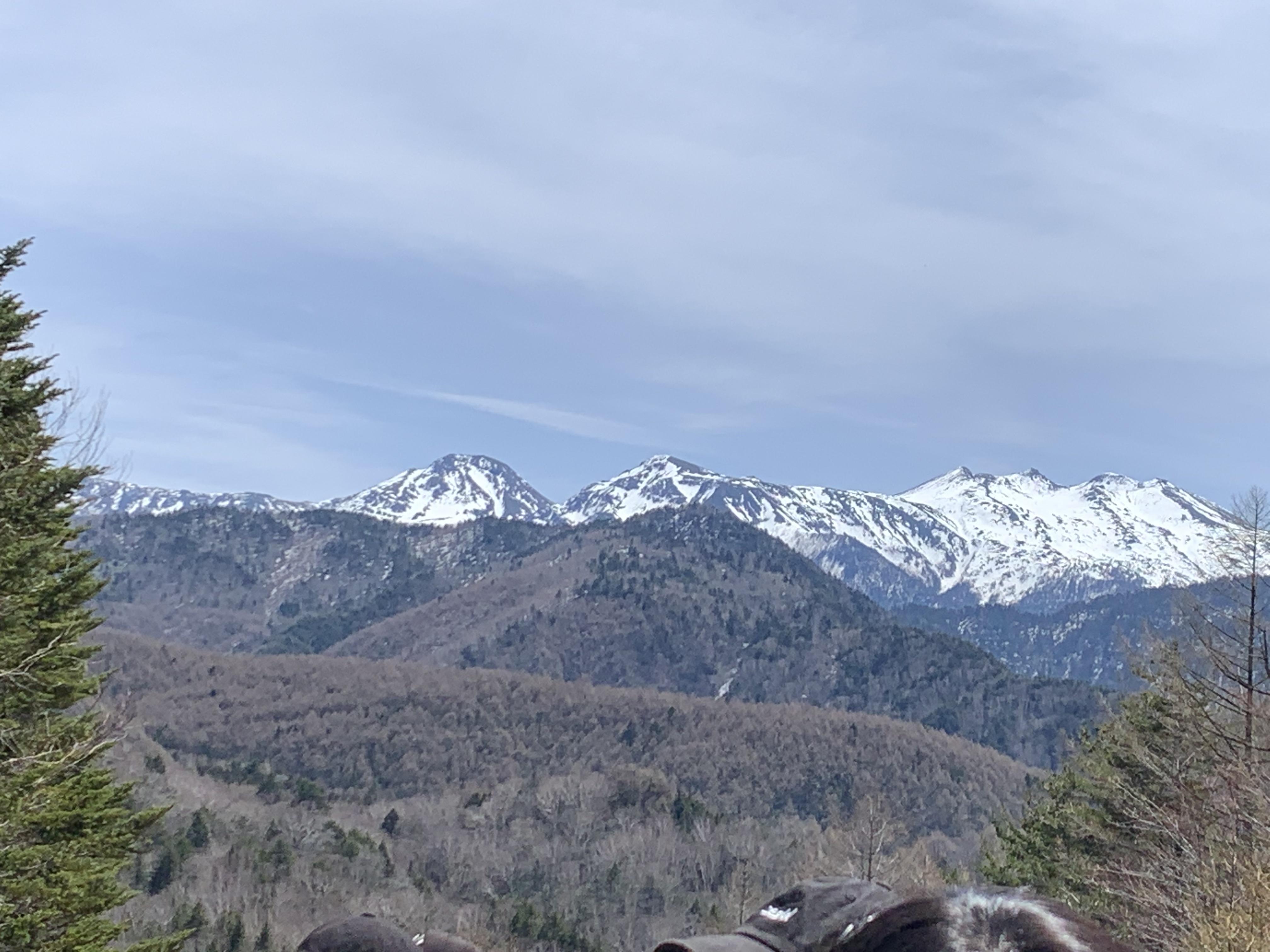 オリエンテーション合宿2日目も絶好のハイキング日和です